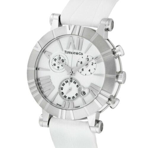 Tiffany&Co.ティファニー腕時計レディースAtlasChronoホワイトZ1301.32.11A20A71A
