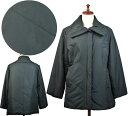 フリーサイズ黒コート シニアファッション 冬 高齢者 レディース 中国...