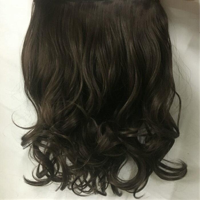 エクステ ワンタッチ 襟足ウィッグ ロマンチックエクステンション かつら wig ウィッグ つけ毛 襟足 ロング 耐熱仕様 自然
