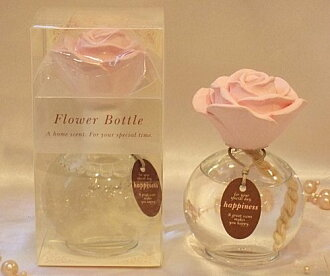 Rose flower bottle rose rose fragrance air freshener Gifts Gift