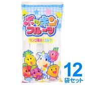 マルゴ食品 ポッキンフルーツ リンゴ果汁とミルク 10本入×12袋セット【のし・包装不可】【楽ギフ_