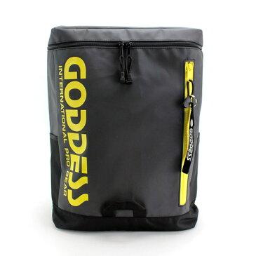 GODDESS(ゴッデス)ロゴシリーズ リュック(ボックス) メンズ バッグ 鞄 かばん 通勤 通学 サーフィン グッズ サーフブランド 人気 GOD-B008