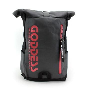 GODDESS(ゴッデス)ロゴシリーズ リュック(ロールトップ) メンズ バッグ 鞄 かばん 通勤 通学 サーフィン グッズ サーフブランド 人気 GOD-B009