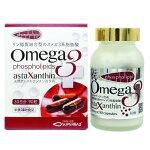 リン脂質結合型オメガ3(90粒、1カ月分)