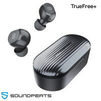 【メーカー直営・100%正規品】SoundPEATS(サウンドピーツ)完全ワイヤレスイヤホンTrueFree+【30日間返品フリー&1年間メーカー保証付】【送料無料】