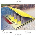 【送料無料】スーパーハイテク止水シート ウォーター・ゲート50cm×10m【FL-5010】
