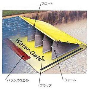 【送料無料】スーパーハイテク止水シート ウォーター・ゲート65cm×5m【FL-6505】