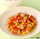 【送料無料】 レスキューフーズ ウインナーと野菜のスープ煮 24缶入