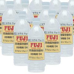山梨県の名水「富士ミネラルウォーター」FUJI 富士ミネラルウォーター 500ml×24本