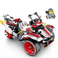 ブロック プルバックカー バイク ボンバルディア ブロック互換品 プレゼント 入学プレゼント 入学お祝い クリスマスプレゼント 知育玩具 おもちゃブロックお祝いプレゼント