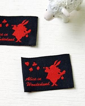 ハンドメイド用・副資材・タグ:happybooオリジナルタグog ハンドメイド・手作り応援資材:刺繍...