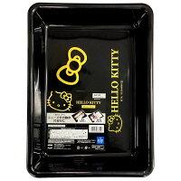 ハローキティ B&Gシューズトレイ KT522 ブラック カー用品セイワ(SEIWA)  メーカー直販