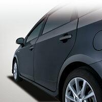 J型ドアモール K374 4.7m ブラック カー用品セイワ(SEIWA)  メーカー直販
