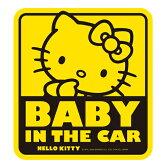 キティちゃん ハローキティ サイン メッセージ ベビー マーク セイワ SEIWA 車 クルマ かわいい 便利グッズ KT341 カー用品