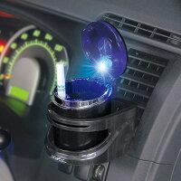 ライトミニアッシュブルーLED電池タイプブラックW478