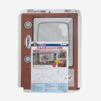 【◆】爪みがきにゃんボックス テレビ