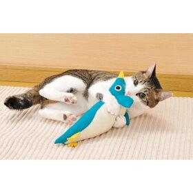 ペティオけりぐるみペンギン猫用猫用おもちゃぬいぐるみ