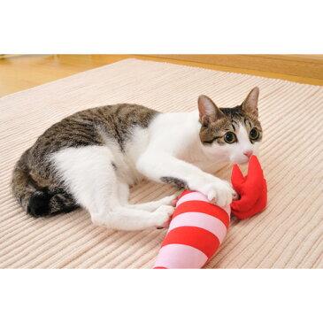 【◆】ペティオ けりぐるみ エビ 猫用 猫用おもちゃ ぬいぐるみ【お取り寄せ商品の為、少々お時間を頂く場合がございます。】