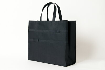 お受験バッグ【Happy Clover】完全自立型リボンサブバッグ