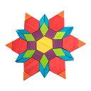パターンブロック 250ピース 立体的な形づくり 図形の基礎 知育玩具 3