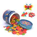 パターンブロック 250ピース 立体的な形づくり 図形の基礎 知育玩具 1