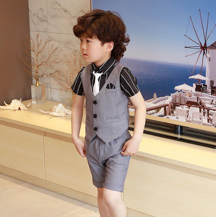 スーツ・カジュアルセットアップ, 礼服  90cm150cm 4 4color