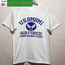 U.S.AMAMI TシャツWHITE