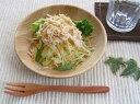 【在庫限り】木製のお皿(17cm)木皿 木製食器 オーク(楢)0405