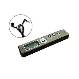 【ポイント20倍】【ポイント20倍】MEDIK 電話録音可能ボイスレコーダー VR-TEL800
