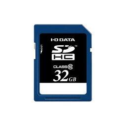 【ポイント20倍】Class 10対応 SDHCメモリーカード 32GB SDH-T32GR