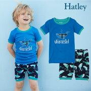 Hatleyハットレイキッズパジャマオーガニックコットン半袖くじらブランド子供おすすめ男の子セレブ愛用プレゼントギフト