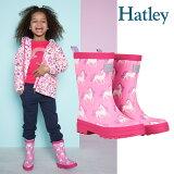 Hatleyハットレイレインブーツユニコーンロングキッズ長靴女の子雪滑り止め人気おすすめブランドセレブ愛用プレゼント