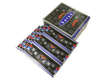 お香 スーパーヒット香ドゥープ /SATYA SUPER HIT DHOOP/インセンス/インド香/アジアン雑貨(12箱セット!ポスト投函配送選択可能です/送料2通分が掛かります)