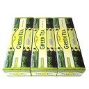 お香 グリーンティー香スティック 卸おまとめプライス3BOX(18箱)……