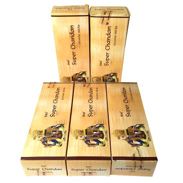 お香 シタル スーパーチャンダン香 スティック 卸おまとめプライス5BOX(30箱) /SITAL SUPER CHANDAN/ インド香/ 送料無料