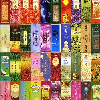 お香40種類から7種類選べるお香セット!1箱20本入り合計140本送料無料(ポスト投函/他商品同梱不可です)でお送りします!スティックインセンスアジアン雑貨1000円ポッキリ