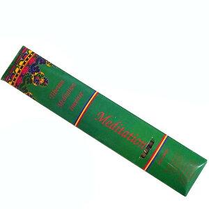 お香 チベット仏教尼寺院コパンアニゴンパ「カチュガキリン」のお香(FLAT MEDITATION )/オールナチュラル&オールハンドメイドインセンス/ネパール香/チベット香/チベタンインセンス/アジアン雑貨(ポスト投函配送選択可能です/6箱毎に送料1通分が掛かります)