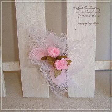 【ウエディング用ブーケ】ウエルカムドール・ウェルカムベアに!可愛いミニサイズブーケ*bouquet-9