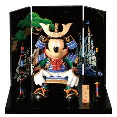 【五月人形】【こどもの日】贈り物に♪ディズニー5月人形*兜ミッキー・大【グッズ】*gift-1…