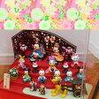 【送料無料】【雛人形】ケース入り!贈り物に♪ディズニーお雛様*3段飾り【グッズ】*gift-40-case