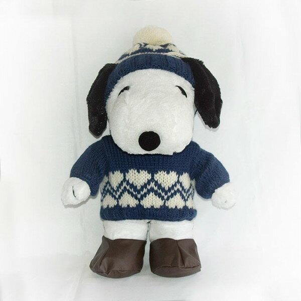 ぬいぐるみ・人形, ぬいぐるみ knit-30-snoopy-s