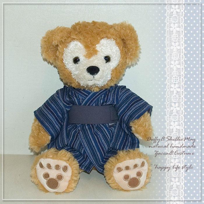 ぬいぐるみ・人形, ぬいぐるみ OK SS yukata-1-ss Duffy