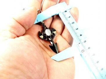 キーリングキーホルダー 十字架クロスJ ST-181 カニカン付き携帯ストラップおまけ あす楽 メール便OK
