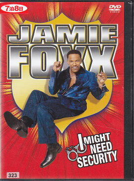 中古DVD レンタルアップ【送料無料】rb10076JAMIE FOXXI MIGHT NEED SECURITY