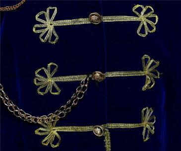 高品質 演出服 華麗な王族服 王子様 ヨーロッパ風 演劇オペラ声楽 復古風 男女 カップル ステージ衣装 舞台 セーラー服 将軍様衣装 シルク生地 宮廷 貴族服装 2点セット メンズ レディース 海軍礼服 クリスマス 衣装 S M L da162c0c0h1 代引き不可
