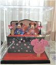 送料無料雛人形☆ひなまつり☆ディズニーランド☆写真のひな人形にぴったりなケースとお名前札数量限定販売 ...