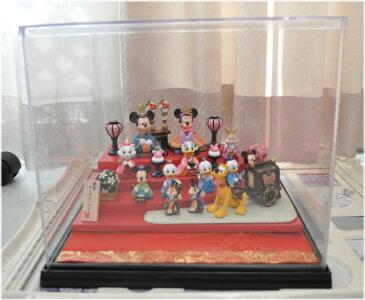 送料無料!雛人形☆ひなまつり☆ディズニーランド☆写真のひな人形にぴったりなケース数量限定販売!!ケースがほしいかたにおススメ!☆雛人形とセットで