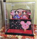送料無料!雛人形☆ひなまつり☆ディズニーランド☆写真のひな人形にぴったりなケースとお名前札数量限定販売!!ケースがほしいかたにおススメ!☆雛人形付き2019・・・