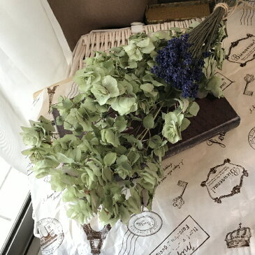 ラベンダーととオレガノケントビューティーの花束