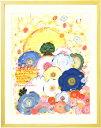 絵画 インテリア 希望 感謝 祝福 「喜びに包まれて」■Mプラスサイズ...